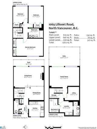 """Photo 20: 1069 LILLOOET Road in North Vancouver: Lynnmour Townhouse for sale in """"Lynnmour West"""" : MLS®# R2338577"""