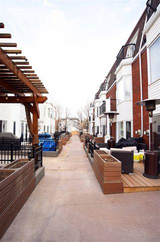 Photo 40: 9211 98 Avenue in Edmonton: Zone 18 Townhouse for sale : MLS®# E4237300