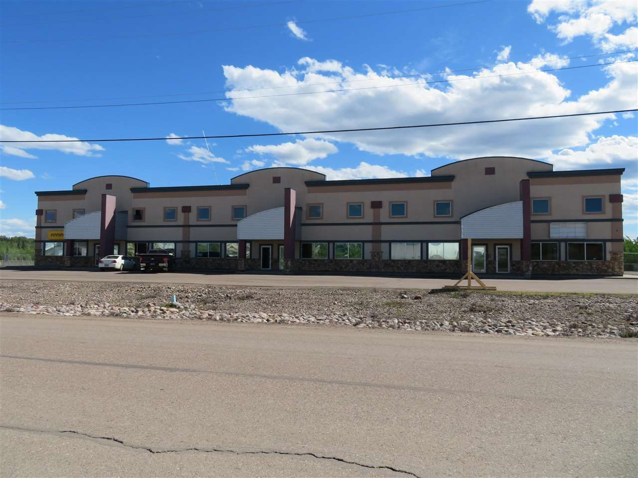 Main Photo: 1-5 4751 44 Avenue in Fort Nelson: Fort Nelson -Town Industrial for lease (Fort Nelson (Zone 64))  : MLS®# C8037250