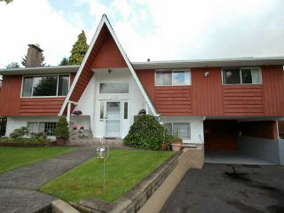 Photo 1: 673 MADERA CT in Coquitlam: Central Coquitlam House for sale : MLS®# V1012610