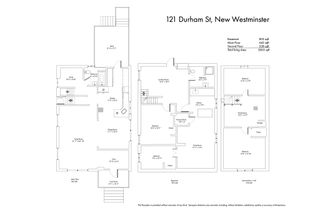 Photo 36: 121 DURHAM Street in New Westminster: GlenBrooke North House for sale : MLS®# R2607576