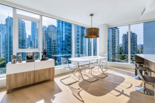 """Photo 2: 1303 1499 W PENDER Street in Vancouver: Coal Harbour Condo for sale in """"West Pender Place"""" (Vancouver West)  : MLS®# R2613558"""