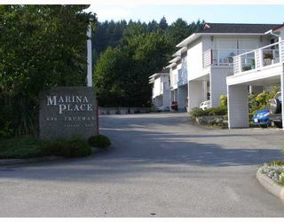 """Photo 2: 28 696 TRUEMAN Road in Gibsons: Gibsons & Area Townhouse for sale in """"MARINA PLACE"""" (Sunshine Coast)  : MLS®# V737202"""