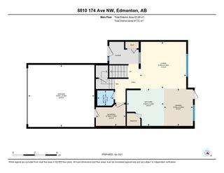 Photo 45: 8810 174 Avenue in Edmonton: Zone 28 House for sale : MLS®# E4241255