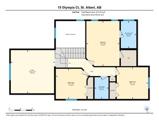 Photo 36: 15 Olympia Court: St. Albert House for sale : MLS®# E4233375