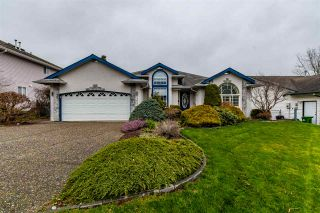 "Photo 1: 46435 MULLINS Road in Chilliwack: Promontory House for sale in ""PROMONTORY HEIGHTS"" (Sardis)  : MLS®# R2442891"