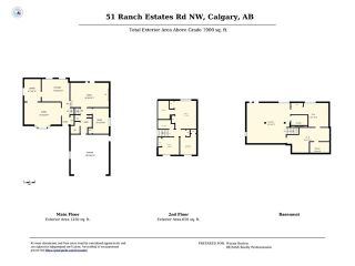 Photo 34: 51 RANCH ESTATES Road NW in Calgary: Ranchlands House for sale : MLS®# C4107485