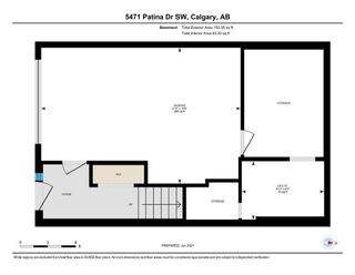Photo 41: 5471 Patina Drive SW in Calgary: Patterson Row/Townhouse for sale : MLS®# A1126080