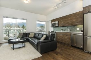 "Photo 2: 408 317 BEWICKE Avenue in North Vancouver: Hamilton Condo for sale in ""Seven Hundred"" : MLS®# R2148389"