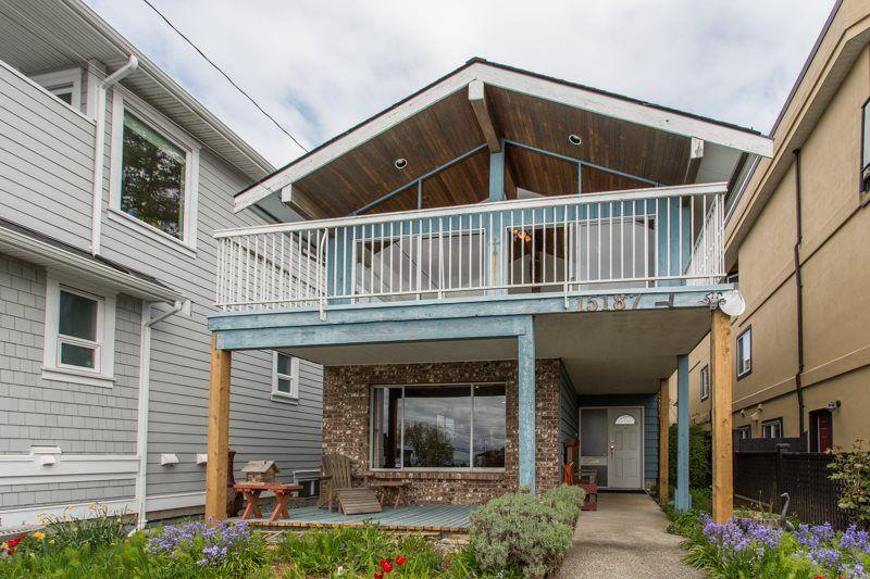 Main Photo: 15187 ROYAL Avenue: White Rock House for sale (South Surrey White Rock)  : MLS®# R2451668