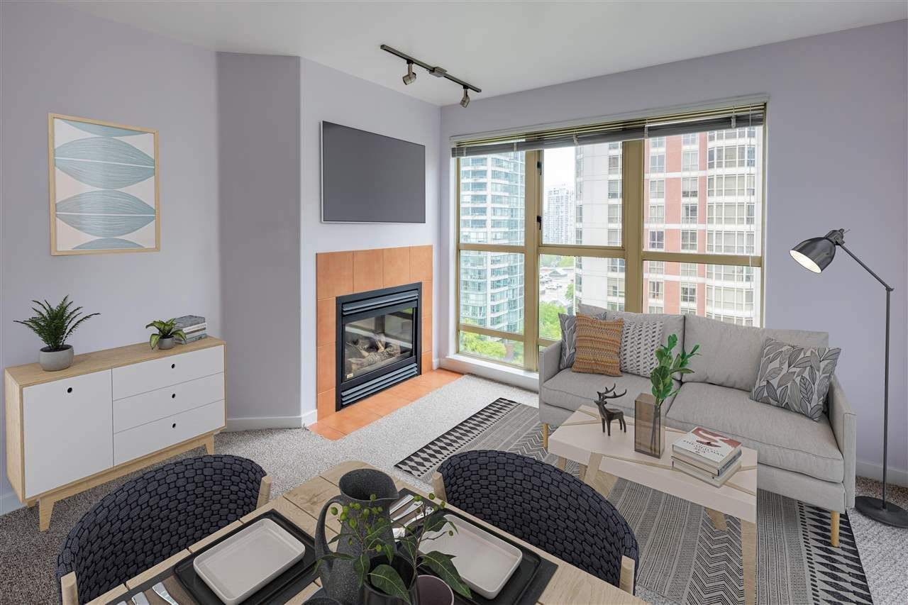 """Main Photo: 1207 819 HAMILTON Street in Vancouver: Downtown VW Condo for sale in """"819"""" (Vancouver West)  : MLS®# R2587770"""