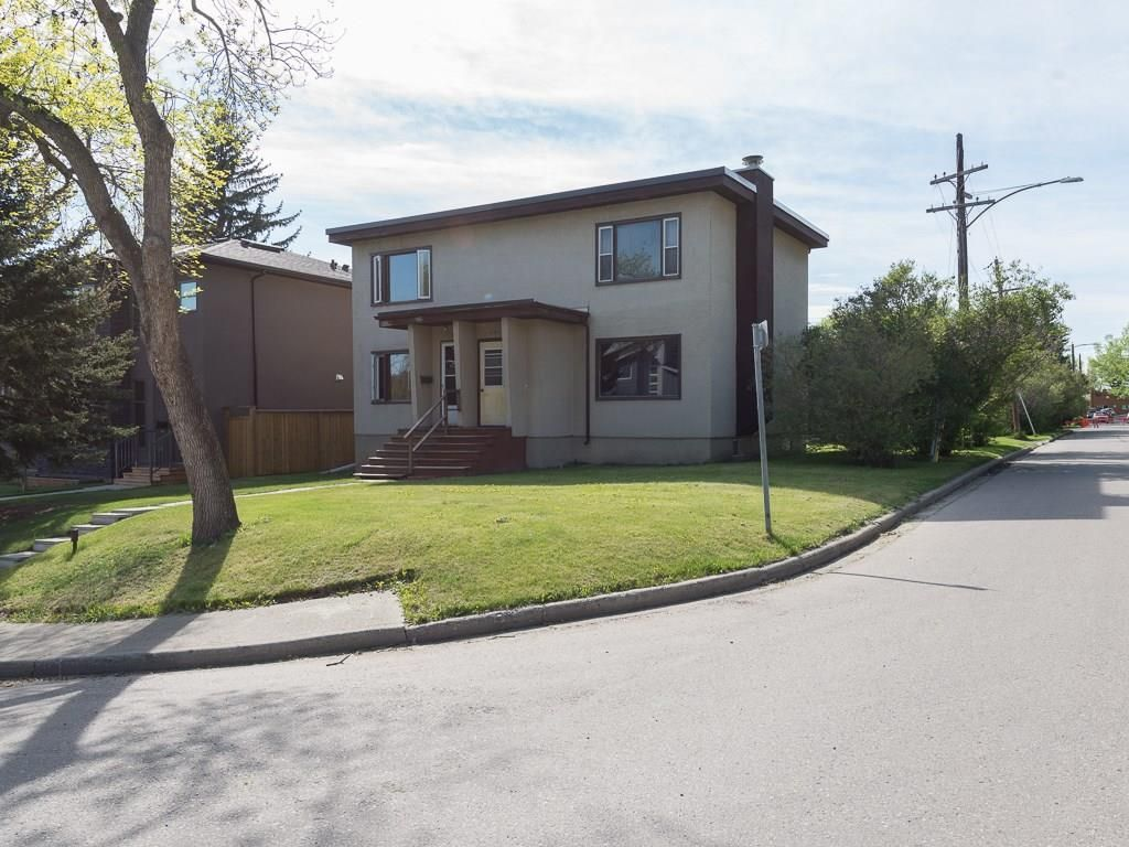 Main Photo: 921 36A Street NW in Calgary: Parkdale House for sale : MLS®# C4118357