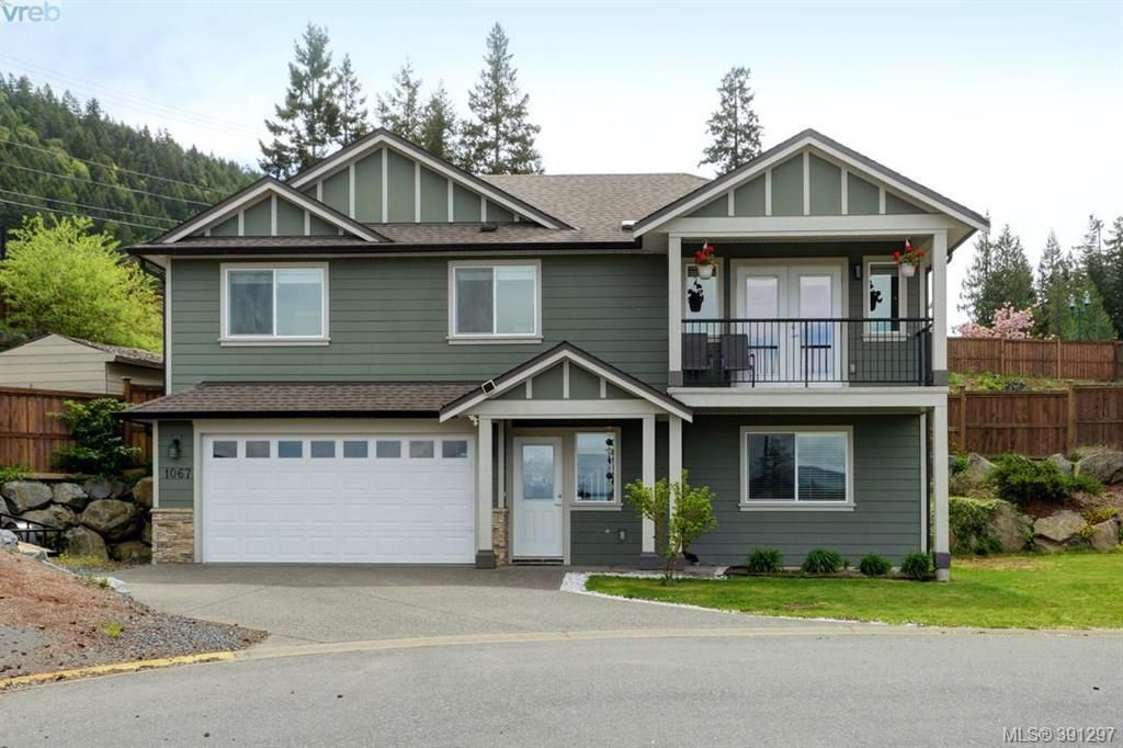 Main Photo: 1067 Lisa Close in SHAWNIGAN LAKE: ML Shawnigan House for sale (Malahat & Area)  : MLS®# 786359