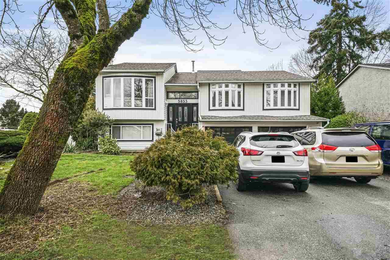 Main Photo: 5853 184A Street in Surrey: Cloverdale BC House for sale (Cloverdale)  : MLS®# R2541624