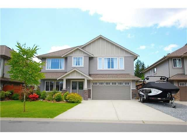 Main Photo: 8555 THORPE ST in Mission: Mission BC House for sale : MLS®# F1323075