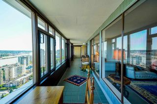 """Photo 30: 1702 320 ROYAL Avenue in New Westminster: Downtown NW Condo for sale in """"Peppertree"""" : MLS®# R2583293"""