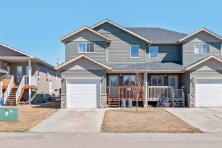 Photo 1: 6603B 47 Street: Cold Lake House Half Duplex for sale : MLS®# E4240337