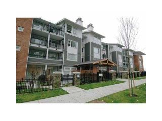 "Photo 1: 418 6888 SOUTHPOINT Drive in Burnaby: South Slope Condo for sale in ""CORTINA"" (Burnaby South)  : MLS®# V871085"