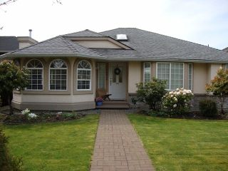 """Photo 1: 19036 64TH Avenue in Surrey: Cloverdale BC House for sale in """"CLAYTON HILL"""" (Cloverdale)  : MLS®# F1409309"""