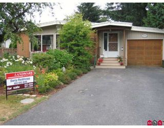 Photo 1: 34140 SPRUCE Street in Abbotsford: Central Abbotsford House for sale : MLS®# F2822888