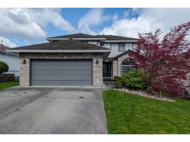 Main Photo: 3555 PICTON Street in Abbotsford: Abbotsford East House for sale : MLS®# R2053603