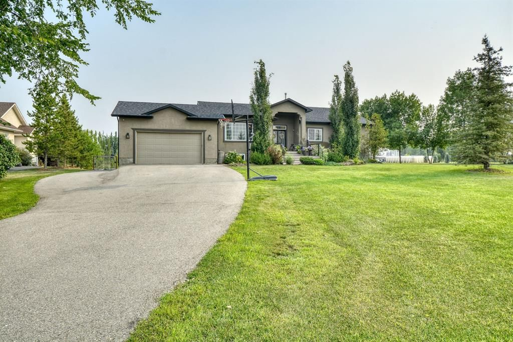 Main Photo: 25 Silvertip Drive: Rural Foothills County Detached for sale : MLS®# A1132530