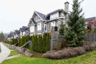 "Photo 1: 95 1430 DAYTON Street in Coquitlam: Burke Mountain Townhouse for sale in ""COLBORNE LANE BY POLYGON"" : MLS®# R2460725"