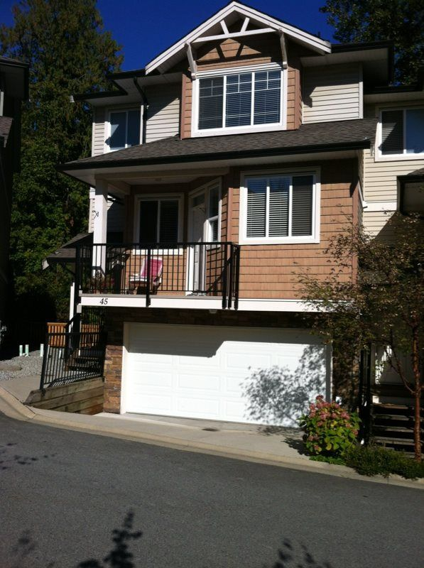 """Main Photo: 45 11720 COTTONWOOD Drive in Maple Ridge: Cottonwood MR Townhouse for sale in """"COTTONWOOD GREEN"""" : MLS®# R2005040"""
