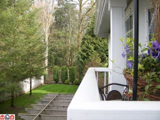 "Photo 46: 15 9036 208TH Street in Langley: Walnut Grove Townhouse for sale in ""HUNTERS GLEN"" : MLS®# F1006862"