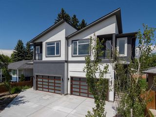 Main Photo: 122 42 Avenue NW in Calgary: Highland Park Semi Detached for sale : MLS®# A1133562