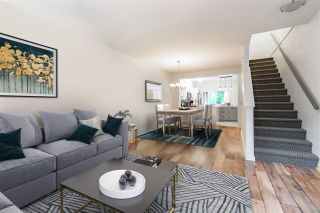 """Photo 4: 50 11067 BARNSTON VIEW Road in Pitt Meadows: South Meadows Townhouse for sale in """"COHO"""" : MLS®# R2472923"""