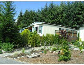 "Photo 10: 23 4116 BROWNING Road in Sechelt: Sechelt District Manufactured Home for sale in ""ROCKLAND WYNDE"" (Sunshine Coast)  : MLS®# V781061"