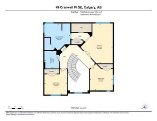 Photo 46: 49 CRANWELL Place SE in Calgary: Cranston Detached for sale : MLS®# C4267550