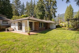 Main Photo: 4465 CAPILANO Road in North Vancouver: Canyon Heights NV House for sale : MLS®# R2616889