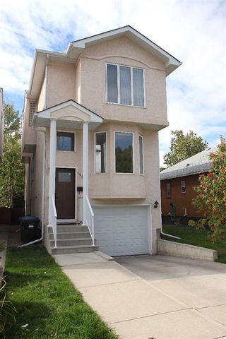 Main Photo: 1503 1 Street NE in Calgary: Crescent Heights Detached for sale : MLS®# A1149731