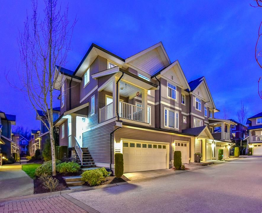 "Main Photo: 94 6575 192 Street in Surrey: Clayton Townhouse for sale in ""IXIA"" (Cloverdale)  : MLS®# R2034035"