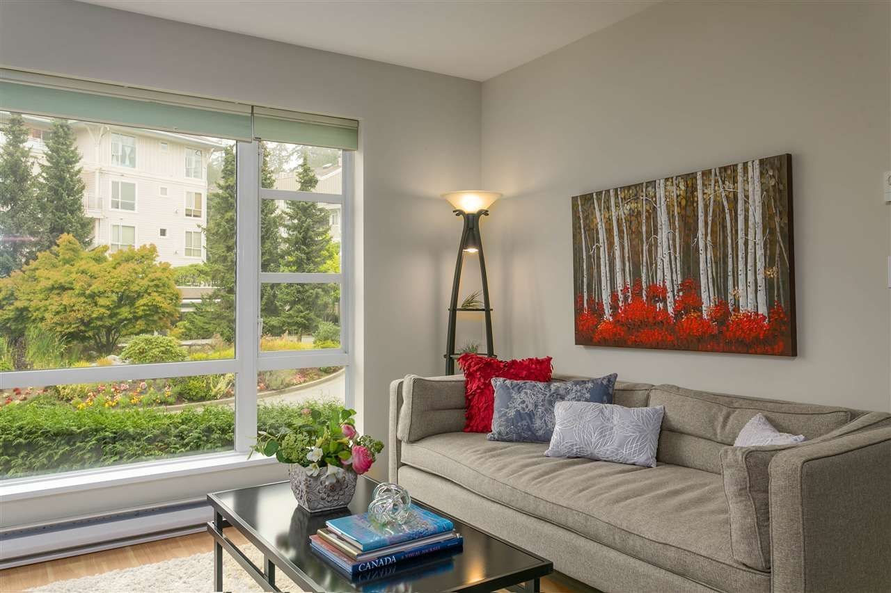 """Main Photo: 316 3629 DEERCREST Drive in North Vancouver: Roche Point Condo for sale in """"DEERFIELD BY THE SEA"""" : MLS®# R2499037"""