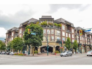 Photo 1: 404 2627 SHAUGHNESSY Street in Port Coquitlam: Central Pt Coquitlam Condo for sale : MLS®# V1073881