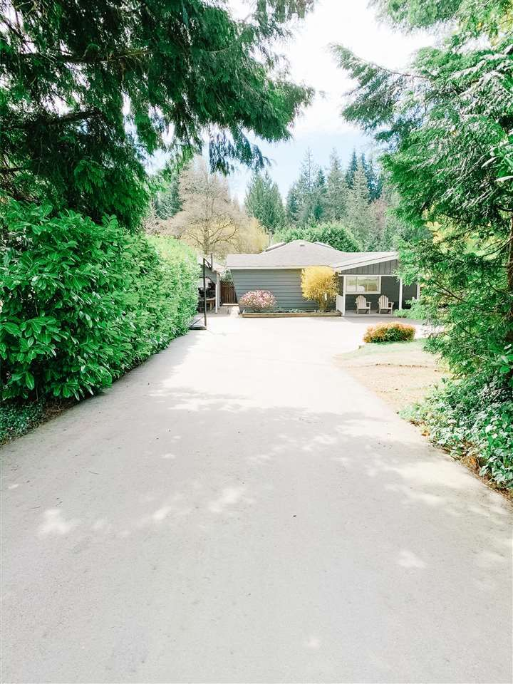 Photo 1: Photos: 1167 CHASTER Road in Gibsons: Gibsons & Area House for sale (Sunshine Coast)  : MLS®# R2449547