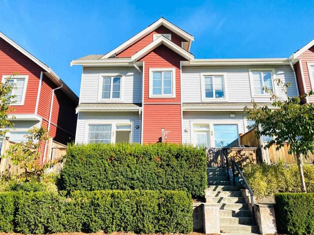 "Main Photo: 53 6945 185 Street in Surrey: Clayton Townhouse for sale in ""Mackenzie Estates"" (Cloverdale)  : MLS®# R2510727"
