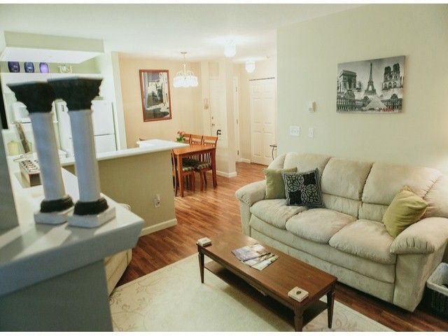 "Main Photo: 112 22025 48TH Avenue in Langley: Murrayville Condo for sale in ""AUTUMN RIDGE"" : MLS®# F1316772"