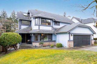 """Photo 1: 2928 VALLEYVISTA Drive in Coquitlam: Westwood Plateau House for sale in """"The Vista's at Canyon Ridge"""" : MLS®# R2561863"""