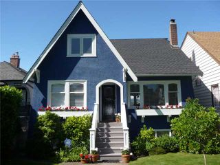 Photo 1: 3059 W KING EDWARD Avenue in Vancouver: Dunbar House for sale (Vancouver West)  : MLS®# V897781