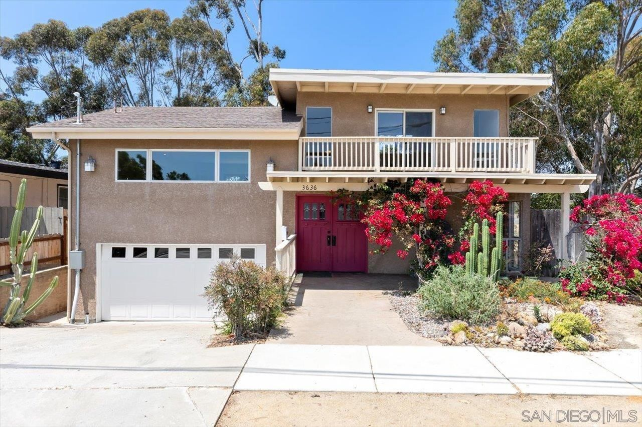 Main Photo: BAY PARK House for sale : 4 bedrooms : 3636 Mount Laurence Dr in San Diego