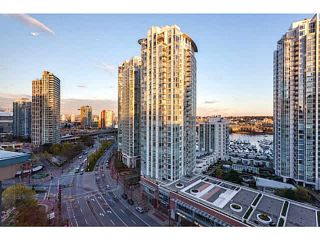 """Photo 14: 1502 1177 PACIFIC Boulevard in Vancouver: Yaletown Condo for sale in """"PACIFIC PLAZA"""" (Vancouver West)  : MLS®# V1122980"""