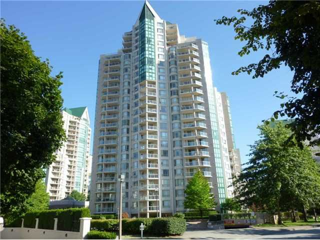 Main Photo: 2103 1199 EASTWOOD Street in Coquitlam: North Coquitlam Condo for sale : MLS®# V921593