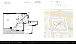 """Photo 26: 605 125 MILROSS Avenue in Vancouver: Downtown VE Condo for sale in """"Creekside"""" (Vancouver East)  : MLS®# R2618002"""