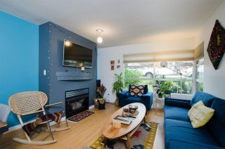 "Photo 2: 108 3083 W 4TH Avenue in Vancouver: Kitsilano Condo for sale in ""DELANO"" (Vancouver West)  : MLS®# R2351592"