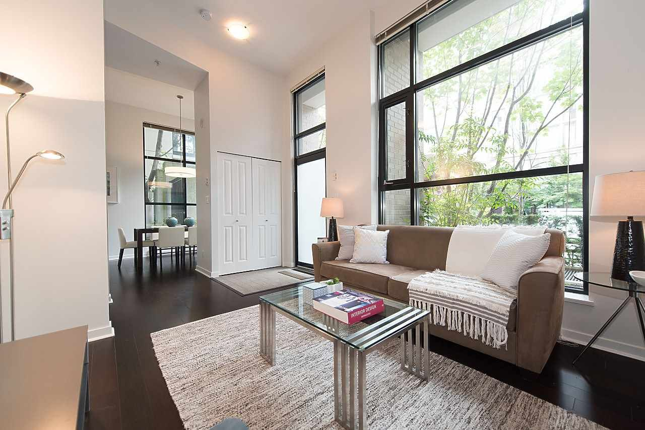 Main Photo: 1273 RICHARDS STREET in Vancouver: Downtown VW Condo for sale (Vancouver West)  : MLS®# R2202349