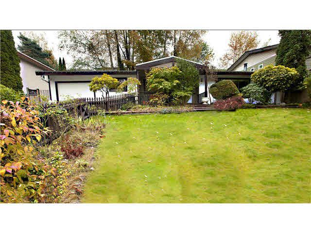 Main Photo: 1550 Shaughnessy Street in Port Coquitlam: House for sale : MLS®# V977963